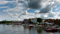 Six glorious days away in Henley on Thames and Dorset, June 2014